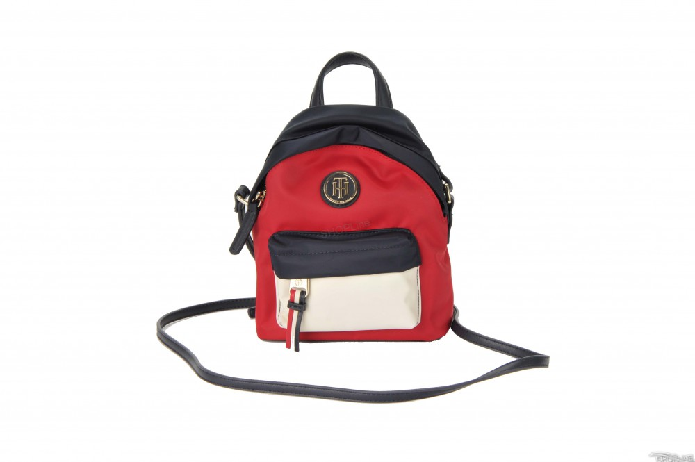 03cbded9c259 Kabelka TOMMY HILFIGER POPPY MINI BACKPACK CROSSOVER CB - AW0AW04648902