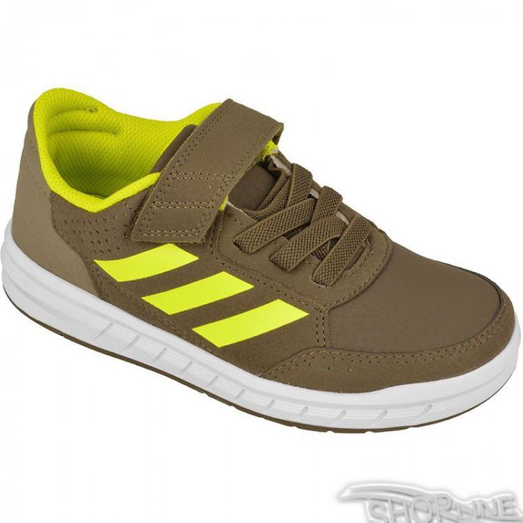 Obuv Adidas AltaSport El Kids - BY2661