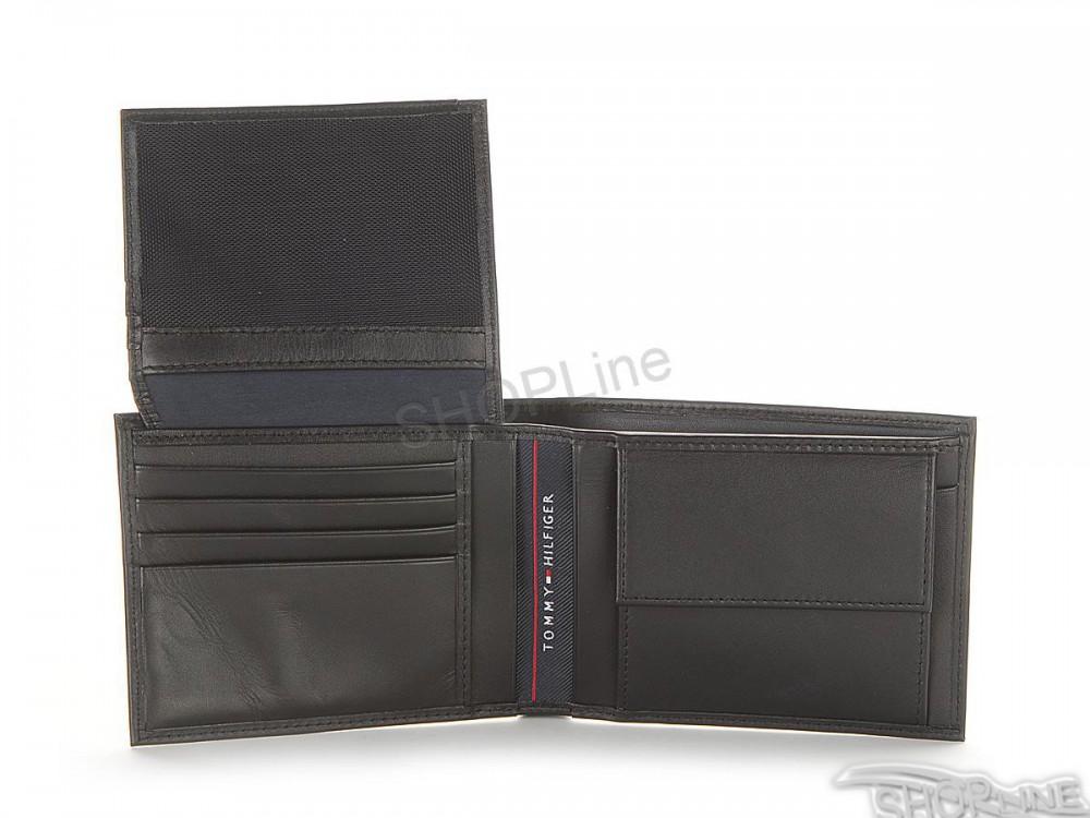 Peňaženka Tommy Hilfiger Harry Cc Flap And Coin Pocket - AM0AM01259002.  Peňaženka ... 817c4d82af9