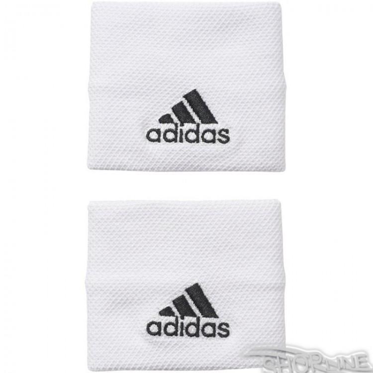 Potítka Adidas Tennis Wristbands Small 2 pcs - S97837