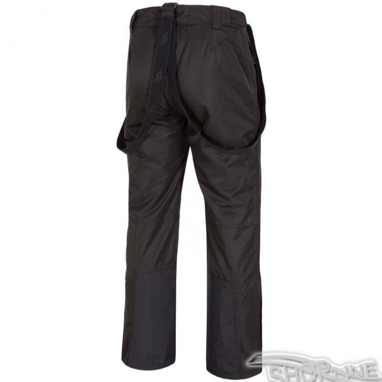 Lyžiarske nohavice 4f M - H4Z17-SPMN001-CZARNY  d01e76d61ce