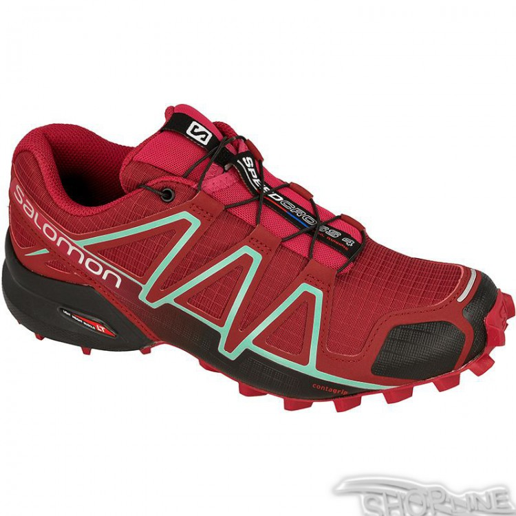 Obuv Salomon Speedcross 4 W - L39343900