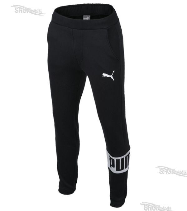 Tepláky PUMA REBEL SWEAT PANTS - 592468-01  bb1ed8e2ead