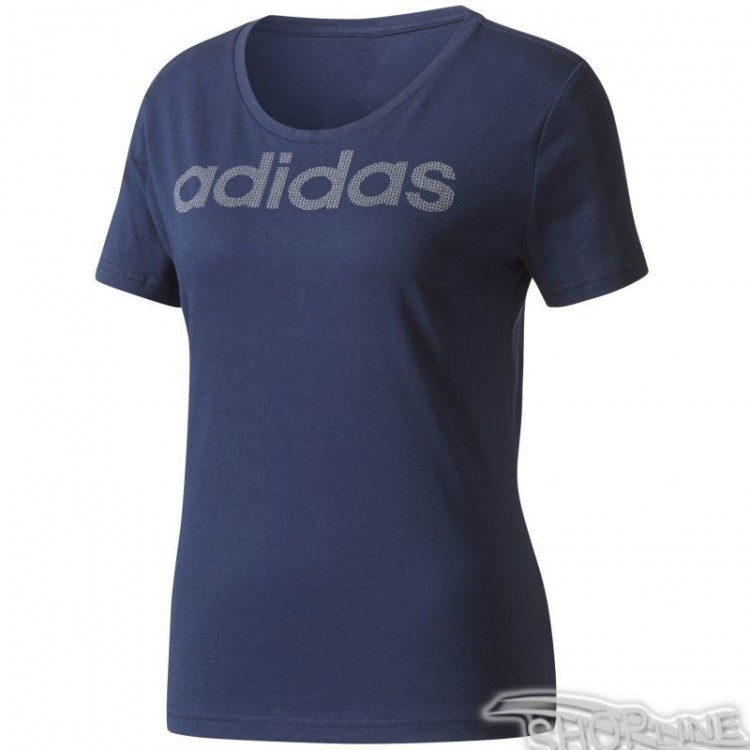 Tričko Adidas Essential Special Linear Regular Tee W  - CD1947