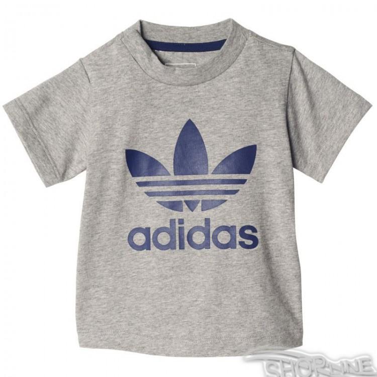 Tričko Adidas ORIGINALS Trefoil Tee Kids - S95991