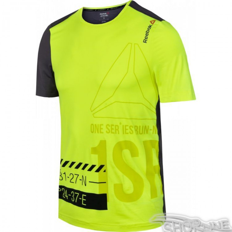 Tričko Reebok One Series Running Short Sleeve ACTIVChill M - AX9325
