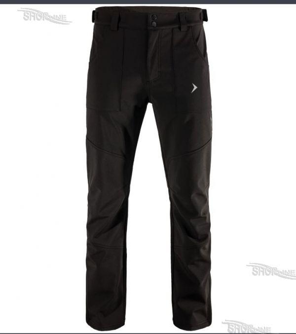 42121c7d94bf Turistické nohavice Outhorn M-black - HOZ17-SPMT600