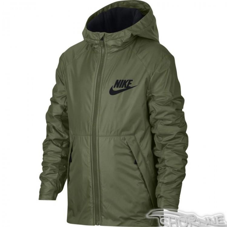 Bunda Nike Lined Fleece Junior - 856195-222