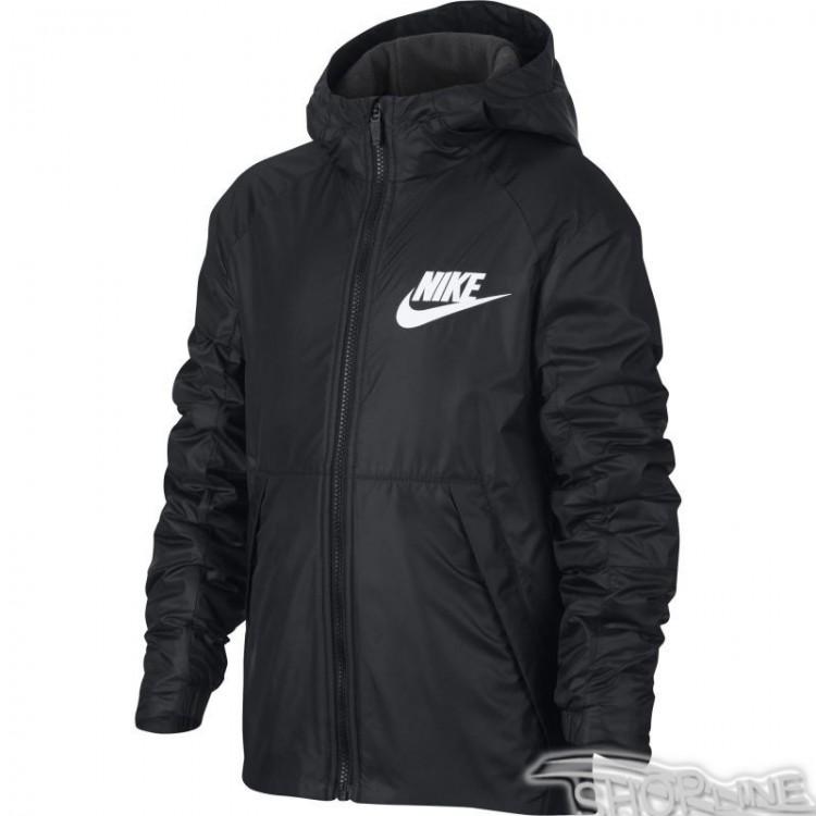 Bunda Nike Sportswear Lined Fleece Junior - 856195-010