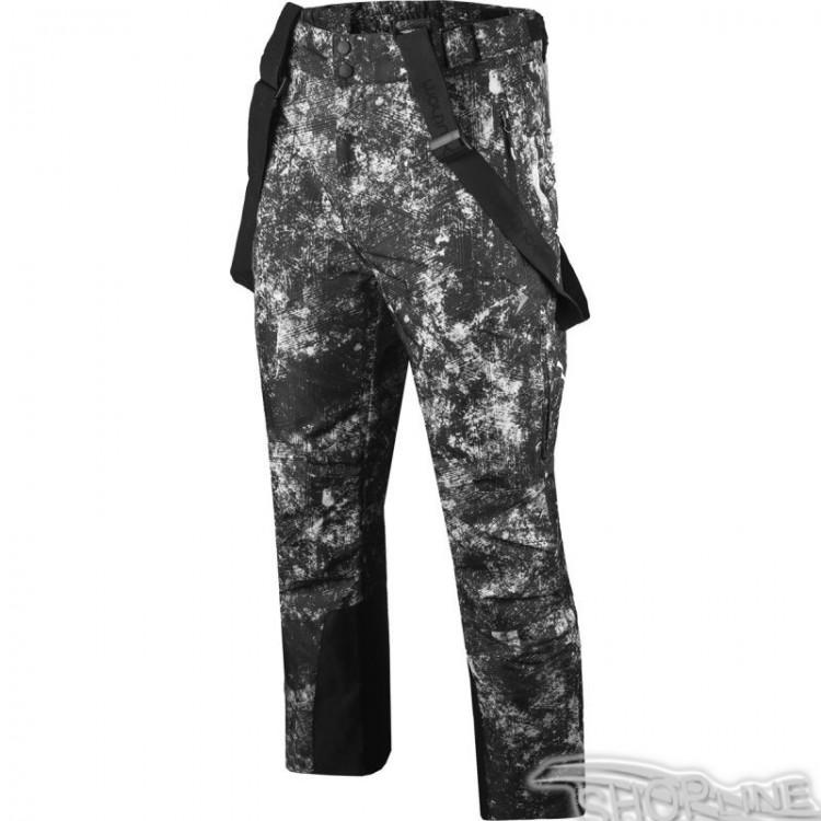 5c645dcc5055 Lyžiarske nohavice Outhorn M - HOZ17-SPMN602-ALLCZARNO-BIALY