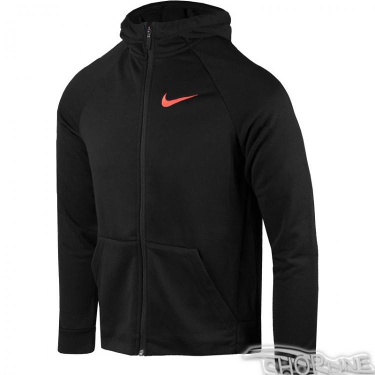 Mikina Nike Dry Hyper Fleece Full Zip Junior - 856135-010
