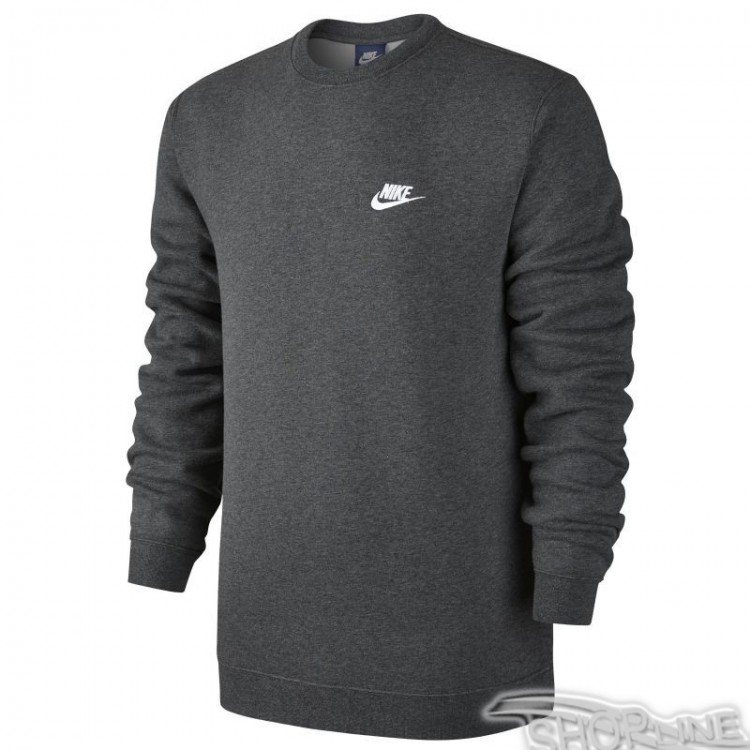 Mikina Nike Sportswear Club Crew M - 804340-071