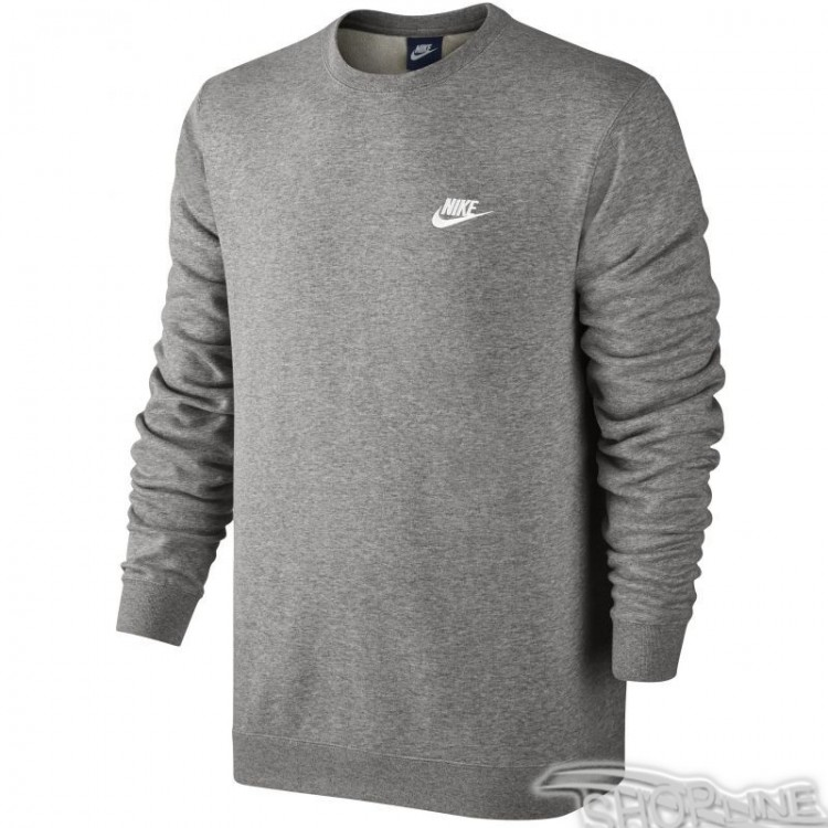 Mikina Nike Sportswear Club Crew M - 804342-063