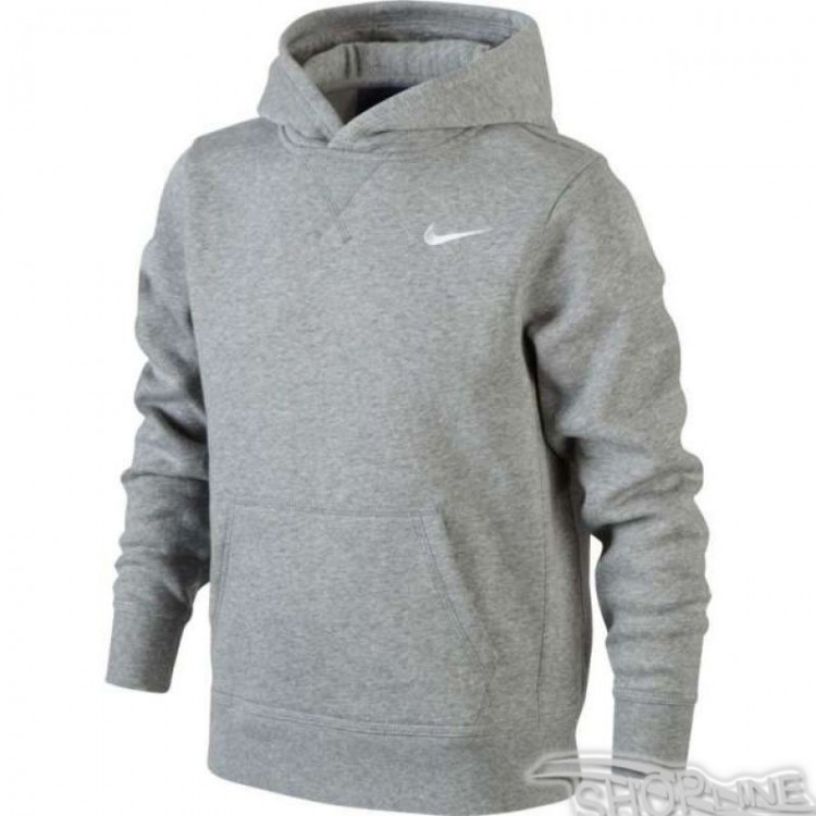 Mikina Nike YA76 BF OTH Hoody Junior - 619080-063