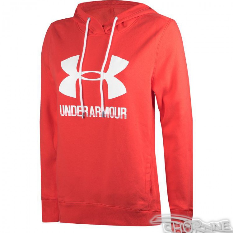Mikina Under Armour Favorite Fleece W - 1302360-963