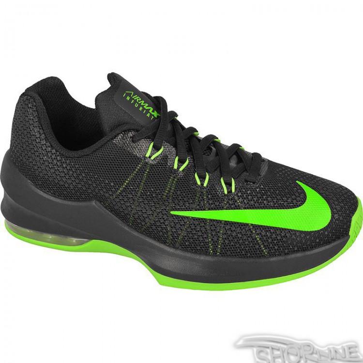 c8d77ed9d5a Obuv Nike Air Max Infuriate Jr - 869991-004