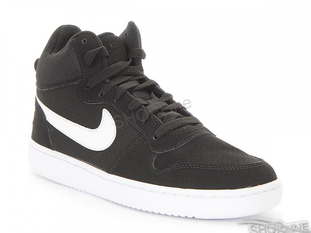 Obuv Nike Court Borough Mid - 838938-010