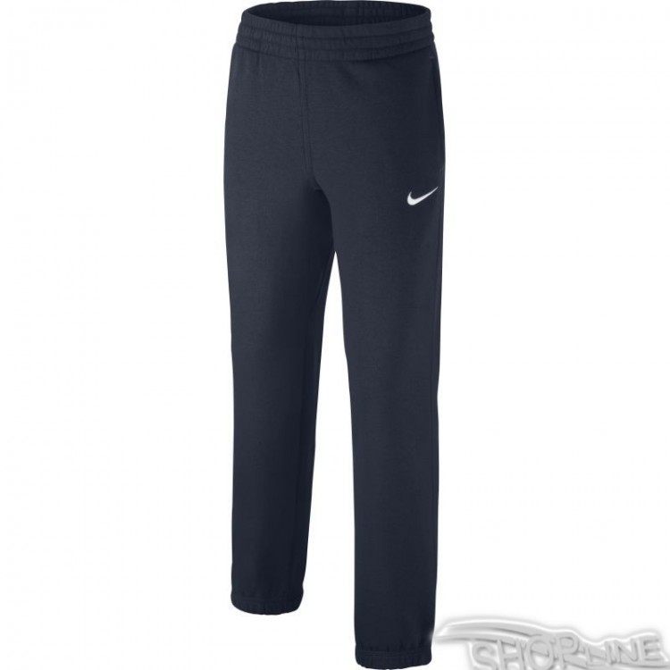 Tepláky Nike Sportswear N45 Brushed-Fleece Junior - 619089-451