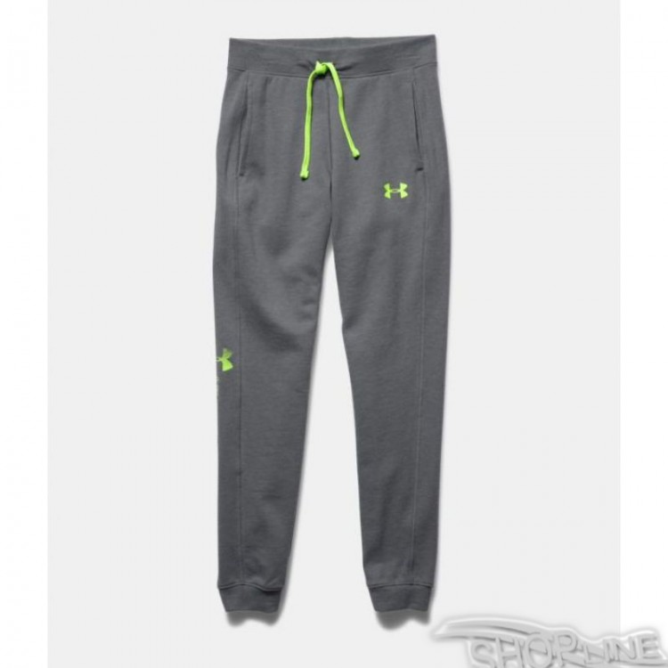 Tepláky Under Armour Commuter Tri-Blend Pant Junior 1274664-040 - 1274664-040