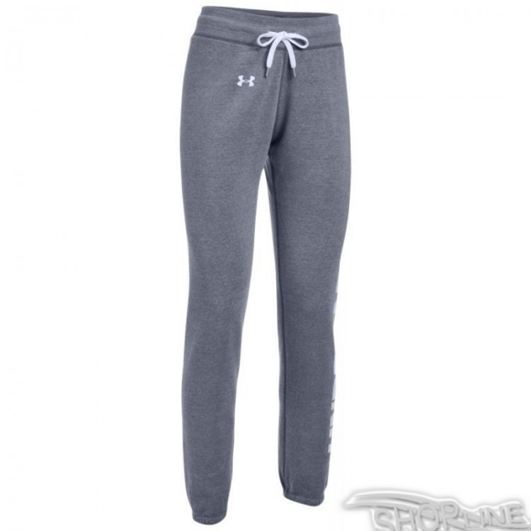 Tepláky Under Armour Favorite Fleece Pant W - 1302363-090