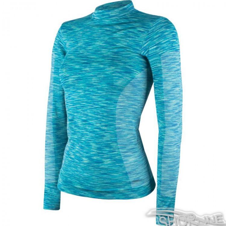 Termo tričko Outhorn W - HOZ17-BIDB600G-NIEBIESKI-MELANZ