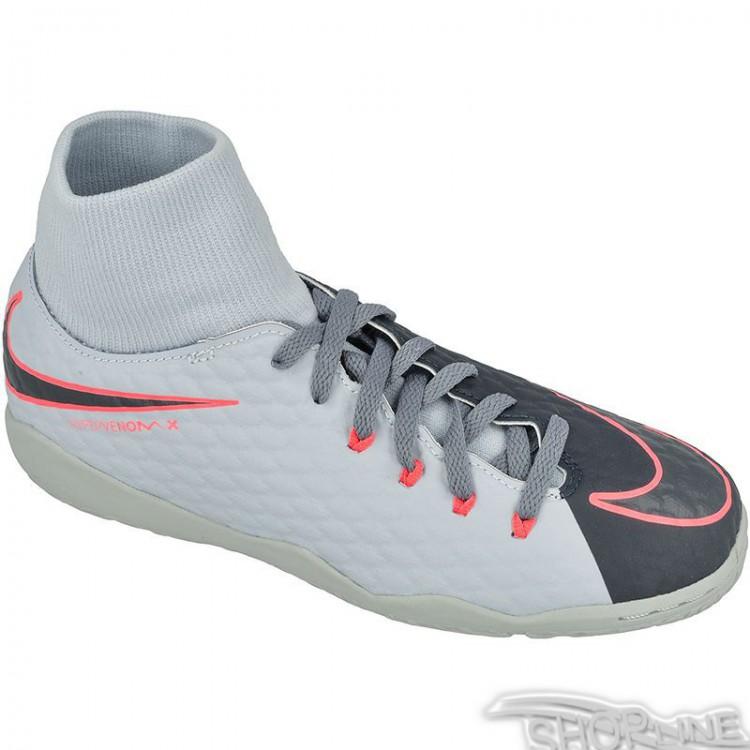 Halovky Nike HypervenomX Phelon III DF IC Jr - 917774-400