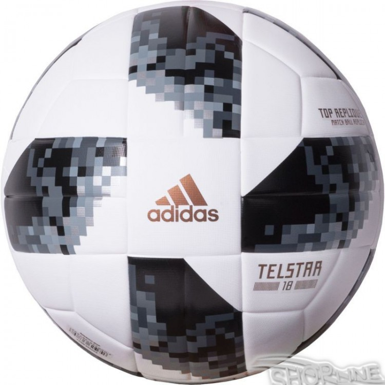 a651d1c59 Lopta Adidas Telstar World Cup 2018 Russia Top Replique - CE8091