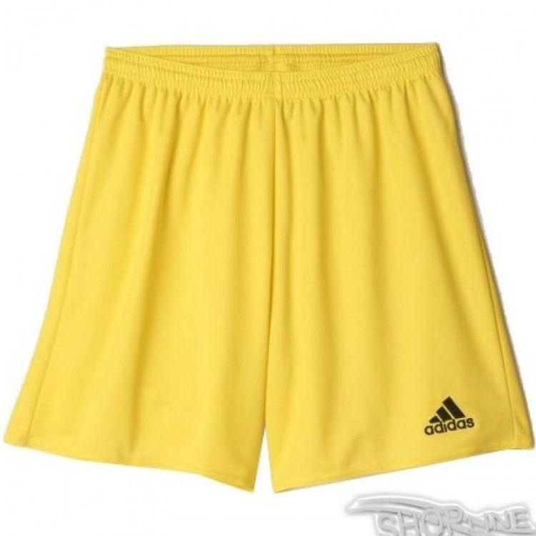 Futbalové trenírky Adidas Parma 16 Junior - AJ5885-JR