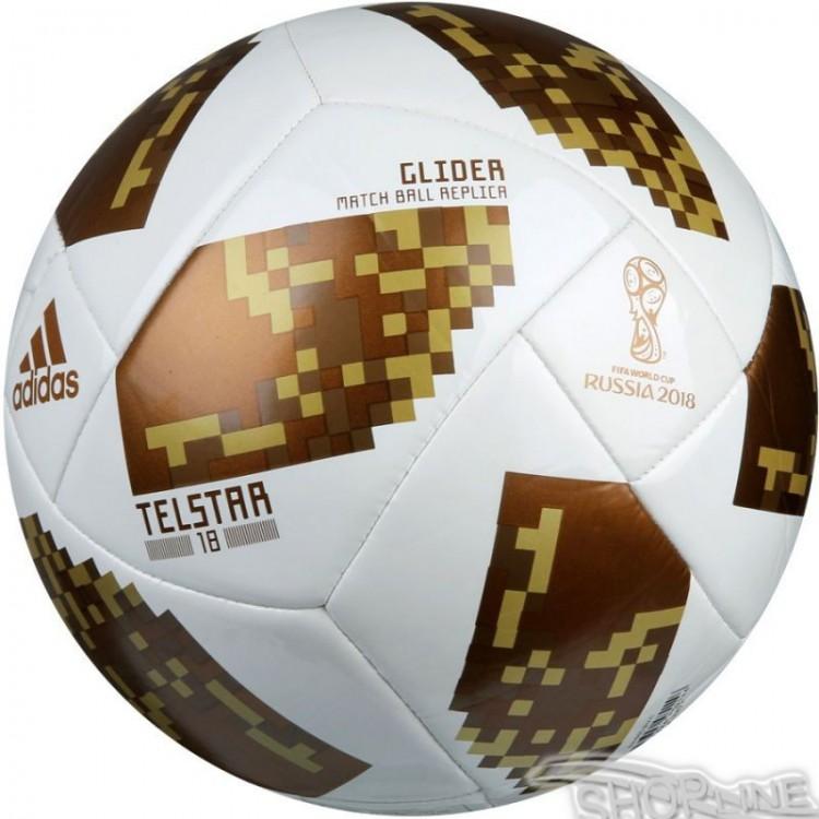 Lopta Adidas Telstar World Cup 2018 Glider - CE8099