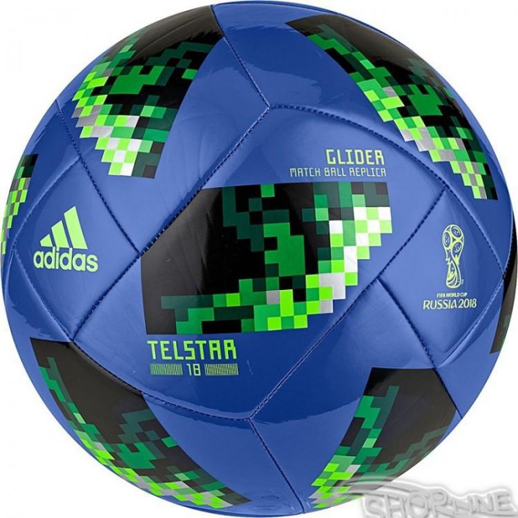 Lopta Adidas Telstar World Cup 2018 Glider - CE8100