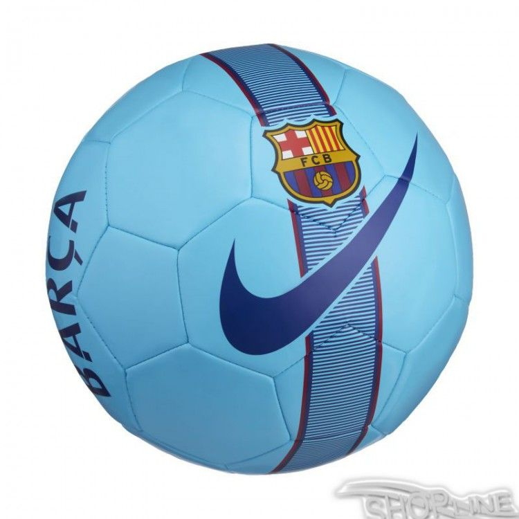 Lopta Nike FC Barcelona Supporters Football  - SC3169-483