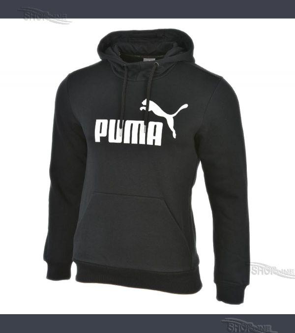 Mikina Puma ESS NO.1 LOGO HOODY - 838257-01 · Domov ... 4ce9bb309ea
