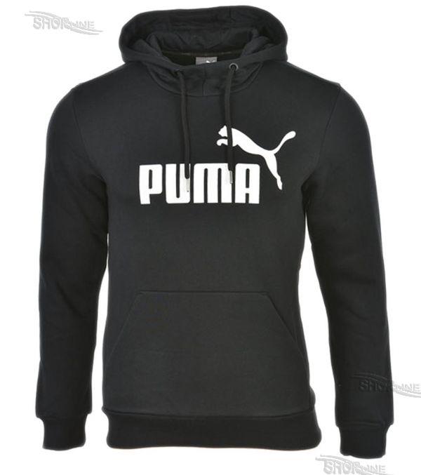 Mikina Puma ESS NO.1 LOGO HOODY - 838257-01  5406c416b58