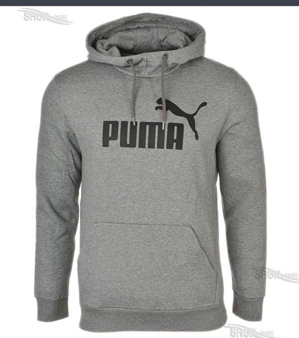 Mikina Puma ESS NO.1 LOGO HOODY - 838257-03 9d39d29da15