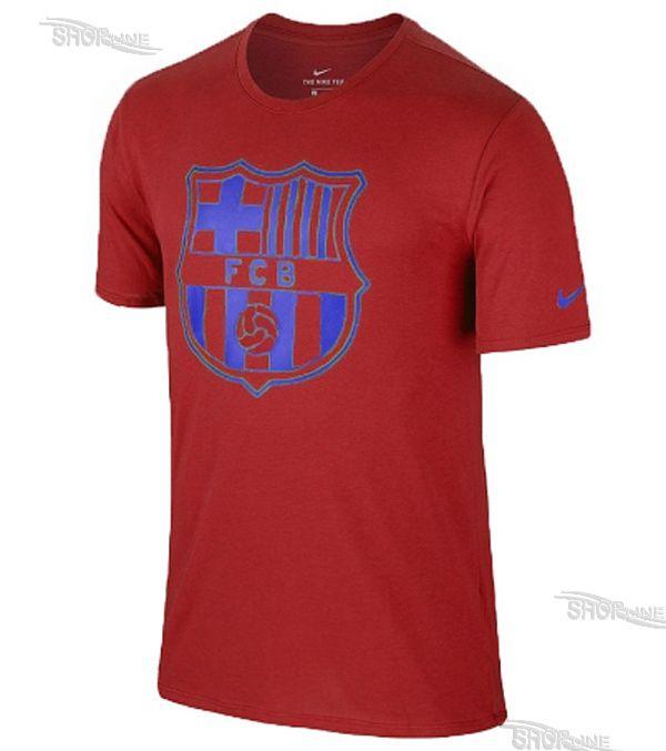 Tričko Nike Barcelona Dry Crest Tee M - 832717-687