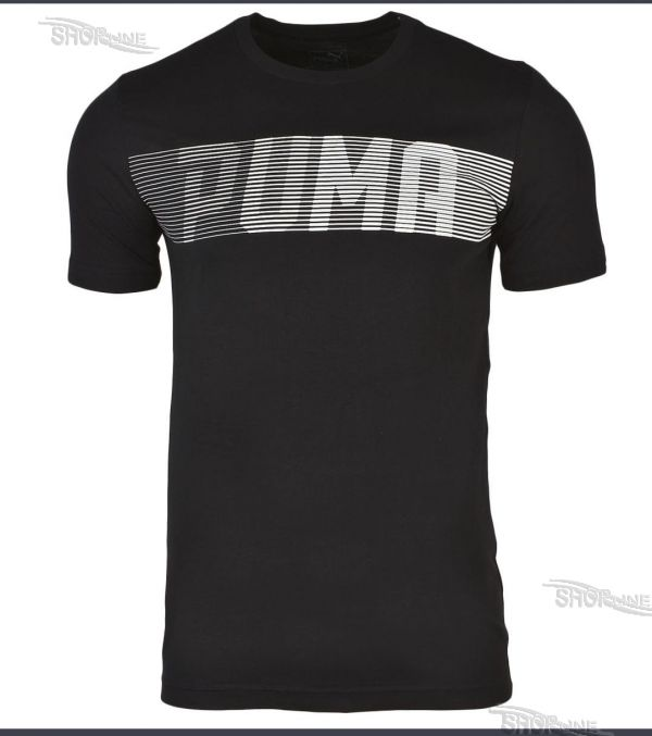 Tričko PUMA BRAND SPEED LOGO TEE - 573472-01