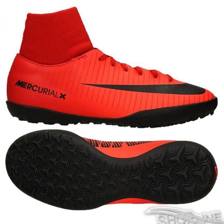 Turfy Nike MercurialX Victory VI DF TF Jr - 903604-616